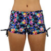 shorts maniacs estampado